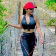 Maraisa tem investido em caminhadas para manter o corpo em forma