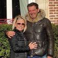 Casamento de Ana Maria Braga e Johnny Lucet foi intimista e em cerimônia bilíngue