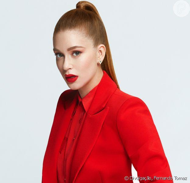 Marina Ruy Barbosa assume cargo como diretora de moda