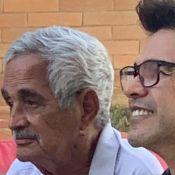 Zezé Di Camargo se despede do pai, Francisco: 'Me perdoe por insistir que fique aqui'