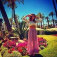 Thaila Ayala se veste no melhor estilo boho para ir ao Coachella