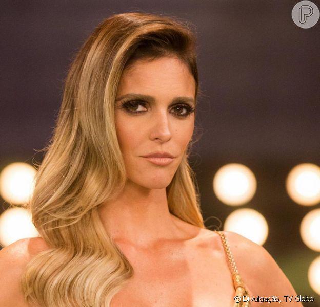 Fernanda Lima se pronunciou após Bruno Miranda, o Borat do 'Amor & Sexo', ser baleado: 'Situação absurda'