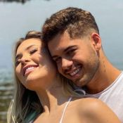 Zé Felipe homenageia 1º filho com Virginia Fonseca com música: 'Barriguinha já dá para ver'