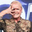 Xuxa Meneghel teria sido obrigada a descolorir o cabelo antes de gravar o 'The Four'