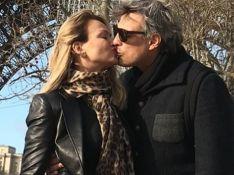 Eliana posta fotos de beijo em Adriano Ricco ao comemorar aniversário do noivo: 'Saúde e paz'
