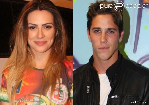 Cleo Pires e Rômulo Arantes Neto podem estar namorando. Eles foram vistos em jantar romântico, no Rio de Janeiro, em 4 de março de 2013