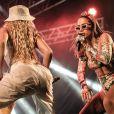 Anitta possui feat 'Combatchy' com Luísa Sonza, Lexa e MC Rebecca
