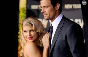 Fergie está grávida de gêmeos de Josh Duhamel