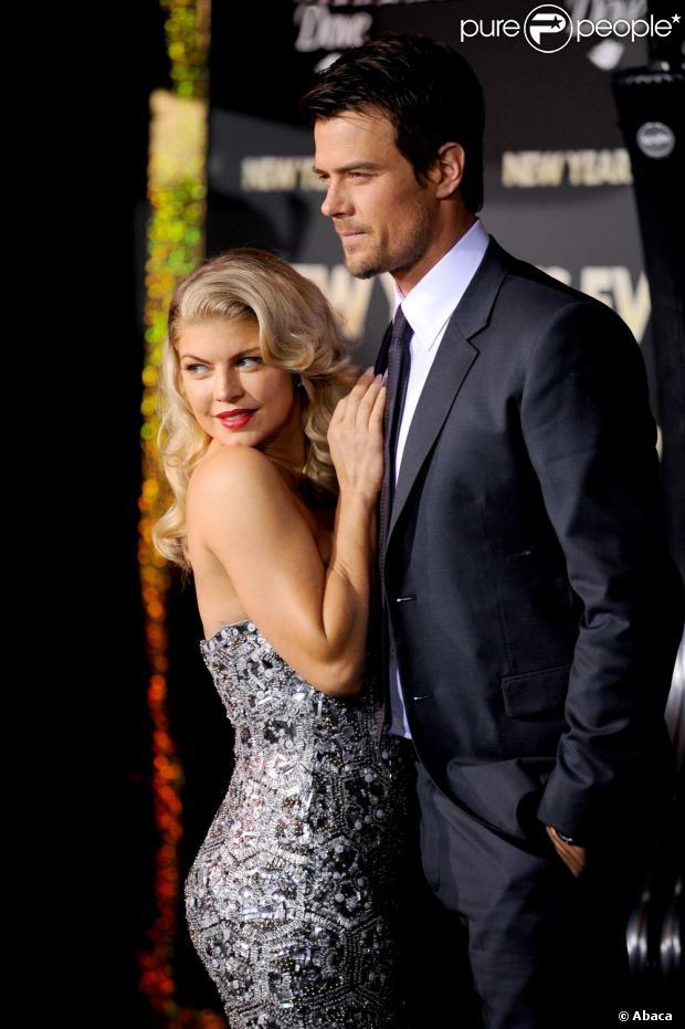 Fergie e Josh Duhamel estão esperando gêmeos, em 5 de março de 2013