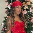 Ludmilla curte Natal em família e reativa Instagram após ataques