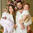 Filha de Romana Novais estava internada após nascer de um parto prematuro