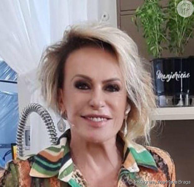 Ana Maria Braga divertiu a web ao falar em inglês no 'Mais Você' desta quarta-feira, 30 de dezembro de 2020