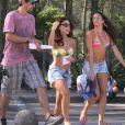 Paloma Bernardi contou que é xingada nas ruas por causa de seu papel em 'Salve Jorge'