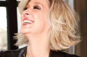 Claudia Raia mudou de atitude após ficar loira para 'Alto Astral': 'Misteriosa'