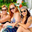 Andressa Suita está no Rio de Janeiro com amigas
