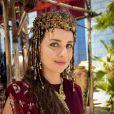 Na novela 'Gênesis', Pamela Coto é Nuriah