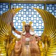 Na novela 'Gênesis', Amenemhat III é interpretado por André Ramiro