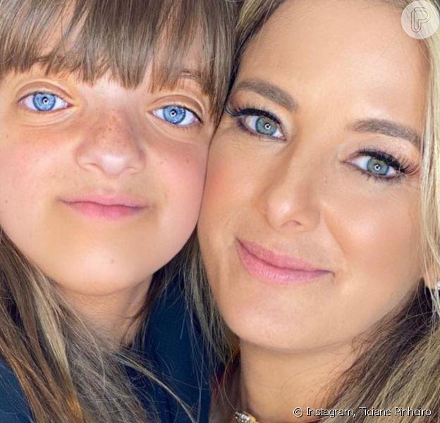 Filha de Ticiane Pinheiro, Rafaella Justus fez homenagem para a avó Helô Pinheiro
