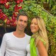 Ticiane Pinheiro e César Tralli estão casados há mais de 3 anos