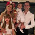 Marido de Ticiane Pinheiro, César Tralli pode assumir o 'Jornal Hoje' em definitivo