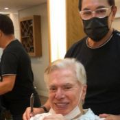 Silvio Santos renova visual 1 mês após aniversário de 90 anos e dá adeus ao cabelo branco. Fotos!