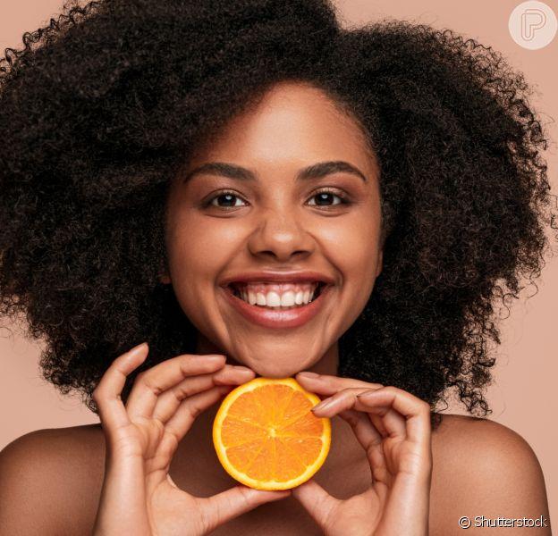 Cuidados com a pele: inclua a vitamina C nos seus itens de skincare e descubra os benefícios