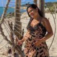 Simone, da dupla com Simaria,  confessou que tem medo de sentir dor na hora do nascimento da filha