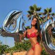 Graciele Lacerda completou 40 anos
