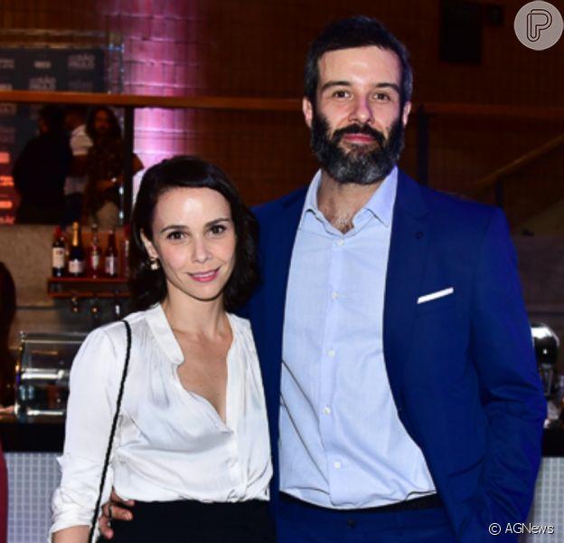 Débora Falabella e Gustavo Vaz não estão mais juntos