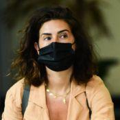 Após assumir namoro, Fernanda Paes Leme deixa Noronha e é clicada em aeroporto de SP
