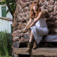 Marina Ruy Barbosa está longe das novelas desde o fim de 'O Sétimo Guardião'