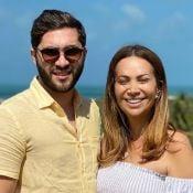 Solange Almeida entrega curiosidades da vida sexual com o noivo, Monilton Moura