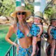 Ana Paula Siebert exibe foto com a filha em aniversário