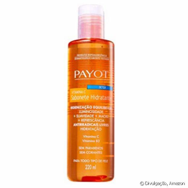 Sabonete hidratante Detox, da Payot