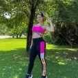 Virgínia Fonseca tem estrias na gravidez