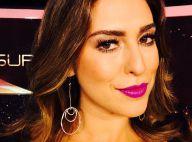 Fernanda Paes Leme fala sobre namorado: 'Sofro bullying dos amigos pelo bigode'