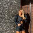 Lorena Improta recebe opiniões de famosos sobre sexo do primeiro filho