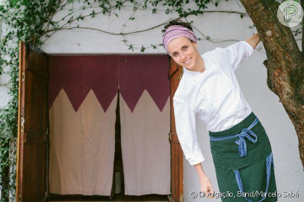Helena Rizzo assume a vaga de Paola Carosella no Masterchef