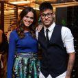 Bruna Marquezine e Neymar assumiram o namoro durante o carnaval de 2013, no Rio, mas terminaram poucos meses depois