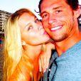 Antes de engatar o namoro com Pato, Fiorella Mattheis foi casada com o judoca Flávio Canto