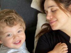 Sabrina Petraglia reúne os filhos em foto e expressão de Gael chama atenção