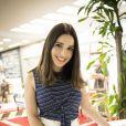 Sabrina Petraglia deixou a novela 'Salve-se Quem Puder' por conta da segunda gravidez