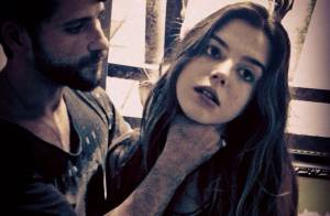 Bruno Gagliasso brinca com Giovanna Lancellotti: 'Menos uma atriz no mundo'