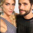 Bruno Gagliasso e Giovanna Ewbank estiveram no 'Amor & Sexo'