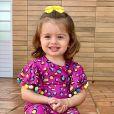 Filha de Thaeme Mariôto, Liz, 1 ano, vai ganhar uma irmã