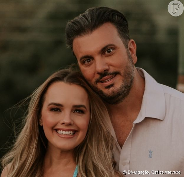 Nova gravidez de menina de Thaeme Mariôto foi festejada por famosos