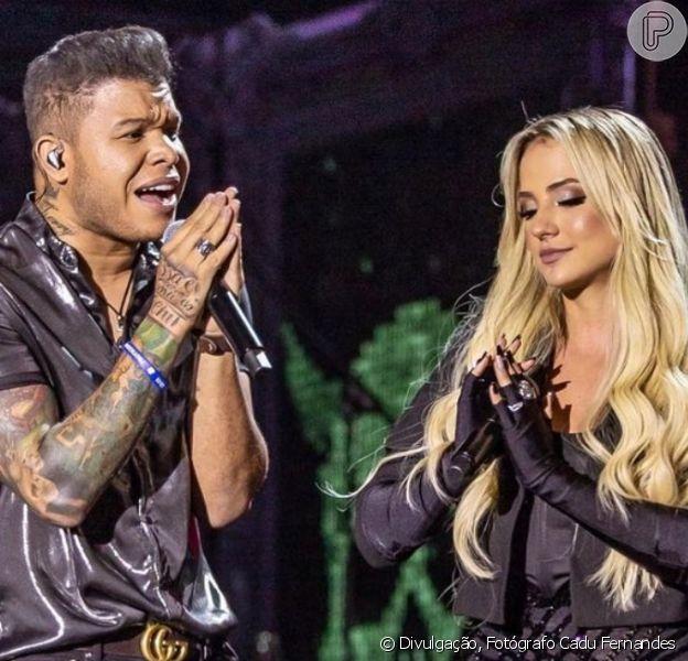 Gabi Martins aprova resultado de rinoplastia do namorado, Tierry: 'Narizinho mais lindo'