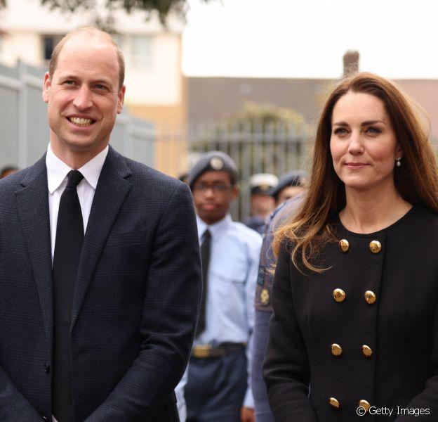 Kate Middleton 'recicla' look D&G usado há 4 anos em 1º evento após morte de Príncipe Philip