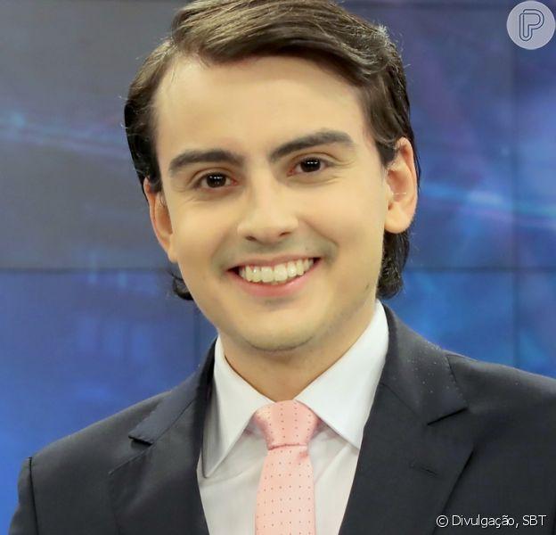 Dudu Camargo vai perder espaço no SBT após comportamentos que desagradaram a emissora, diz o colunista de TV Daniel Castro, nesta sexta-feira, 23 de abril de 2021