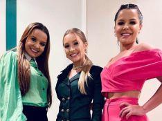 'Maturidade'? Carla Diaz, Maiara e Maraisa agitam web após rumores sobre Fernando Zor